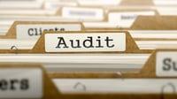 Audit Concept. Word on Folder Register of Card Index. Selective Focus..jpeg